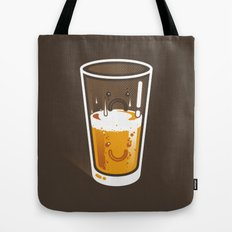 Pessimistic Optimist - alt version Tote Bag