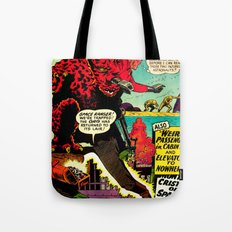 Unexpected - Part I Tote Bag
