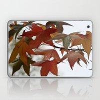 Holding Onto Autumn Laptop & iPad Skin