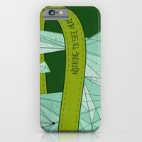 Nothing To See Here (G). iPhone 6 Slim Case