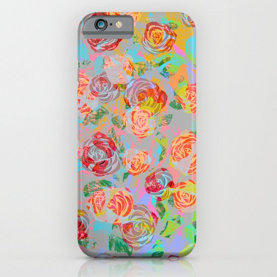 Vintage Roses iPhone & iPod Case