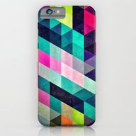 iPhone & iPod Case featuring Cyrvynne Xyx by Spires