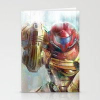 At Last The Galaxy Is At… Stationery Cards