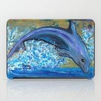 Dolphin 3 iPad Case