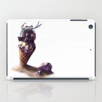 Ice Crab iPad Case