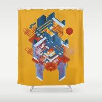 Boehme's Perfect Shoe Shower Curtain