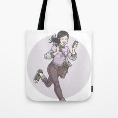 Lois Lane: Girl Reporter Tote Bag