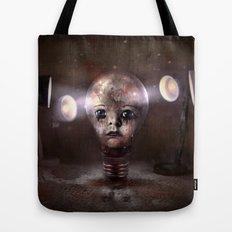 Sadness in the Dark Tote Bag