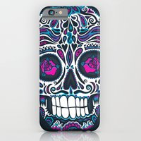 Calavera IV iPhone 6 Slim Case
