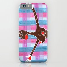 Open arms iPhone 6 Slim Case