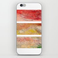 The Unborn, The Living, … iPhone & iPod Skin