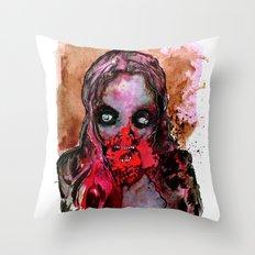 Wild Women Of NSW Throw Pillow