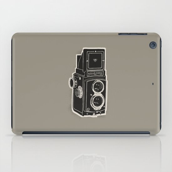 Rolleicord iPad Case