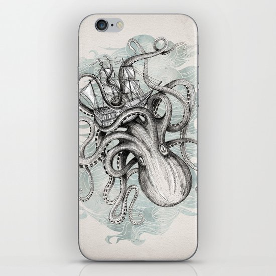The Baltic Sea iPhone & iPod Skin