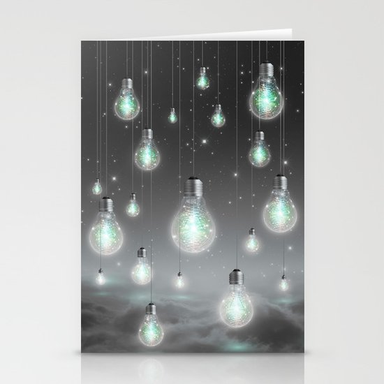 Shine From Within (Shine Bright Series) Stationery Card