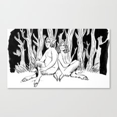Hooligans Canvas Print
