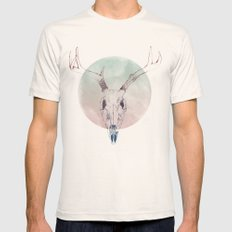 Bones Mens Fitted Tee Natural SMALL