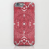 iPhone & iPod Case featuring Dharma by Design by Work the Angle