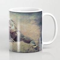 Big bad Lizard! Mug