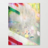 Bright Jetty Canvas Print