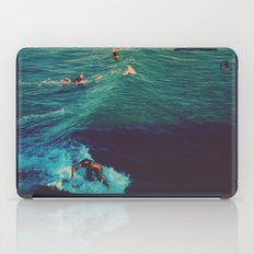 Ride the Wave iPad Case