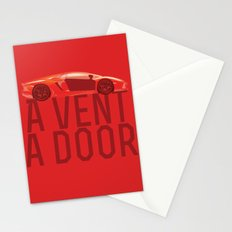 A Vent, A Door Stationery Cards
