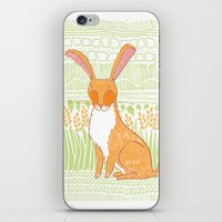 The Hare iPhone & iPod Skin