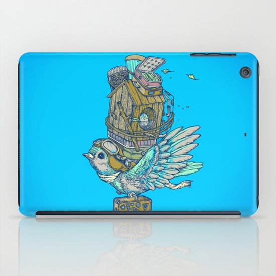 Bird Migration iPad Case