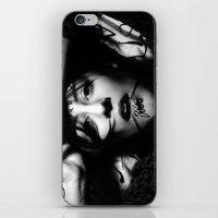 Love in Dark iPhone & iPod Skin