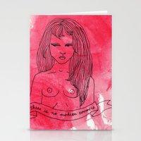 Modern Romance Stationery Cards