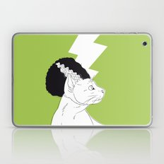 The Bride of Frankencat Laptop & iPad Skin