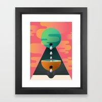 Receptical One Framed Art Print