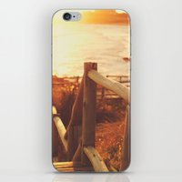 Sunset I iPhone & iPod Skin
