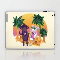 Miami Mice Laptop & iPad Skin