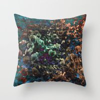 Altered Life Throw Pillow