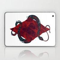 Scarlet Crystal Laptop & iPad Skin