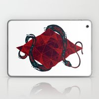 Scarlet Crystal Laptop & iPad Skin