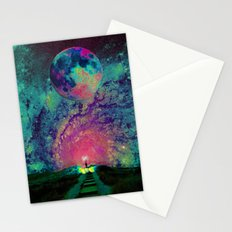 Cosmic Shore Stationery Cards