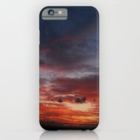 iPhone & iPod Case featuring Burning Sky by Thomas Gomes