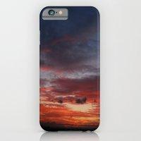 Burning Sky iPhone 6 Slim Case
