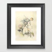 Nostalgia Series 1/2 Framed Art Print