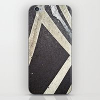 Crosswalk iPhone & iPod Skin