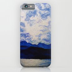 Blue Mountain No.1  iPhone 6 Slim Case