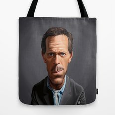 Celebrity Sunday ~ Hugh Laurie Tote Bag