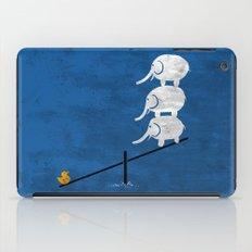 No balance iPad Case