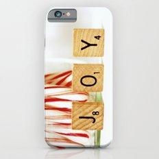 Holiday Joy iPhone 6s Slim Case