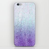 Summer Rain Dreams iPhone & iPod Skin