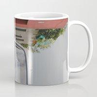 Hot Pink Lady Mug