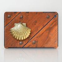 Gold Shell iPad Case