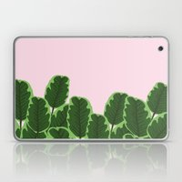Banana Leaves and Pink Laptop & iPad Skin